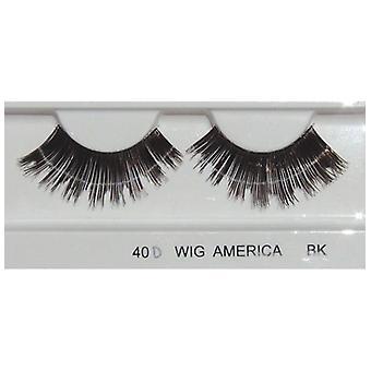Perruque Amérique Premium faux cils wig491, 5 paires