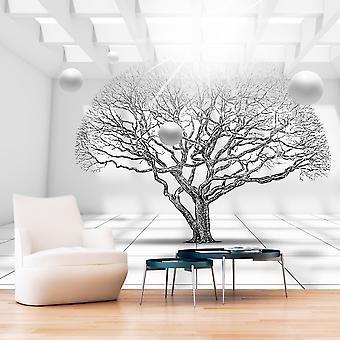 Fotobehang - Tree of Future