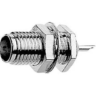 Telegärtner J01151A0891 SMA connector Socket, built-in 50 Ω 1 pc(s)