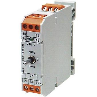 Appoldt RM-1W/Rückm. Industrial relay Nominal voltage: 24 V DC, 24 V AC Switching current (max.): 8 A 1 change-over 1 pc(s)
