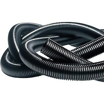 HellermannTyton 169-22170 IWS-17-N6-BK-L1 Isolvin Wellpappe Conduit schwarz 50 M