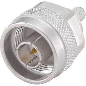 Rosenberger 53S107-108N5 N connector Plug, straight 50 Ω 1 pc(s)