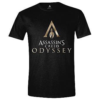 Assassin creed Odyssey t-shirt logo