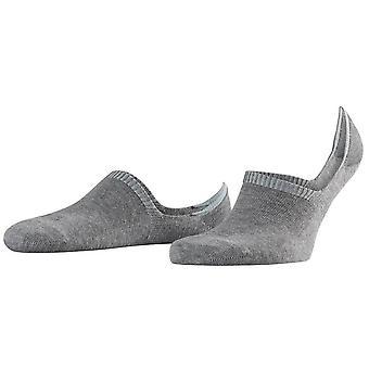 Falke Family calzini invisibili taglio elevato - grigio chiaro