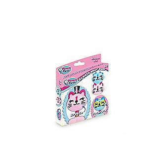 Blyant kæledyr - Pink & blå killing Kit
