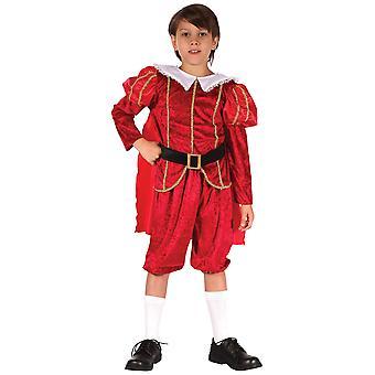 Tudor Prince, liten