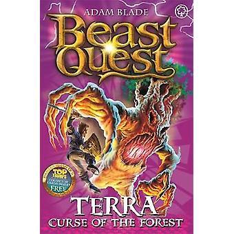 Terra - förbannelse av skogen av Adam Blade - 9781408307274 bok