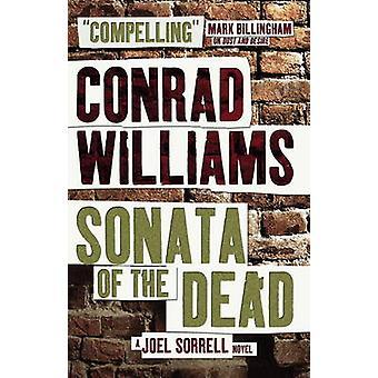 Sonata i døde af Conrad Williams - 9781783295654 bog