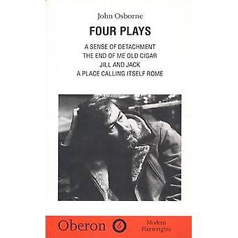 Osborne - vier Stücke - - am Ende von mir alte Zigarre--- Gefühl der Ablösung--