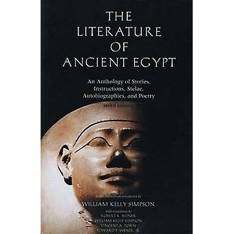 Die Literatur des alten Ägypten - eine Anthologie mit Geschichten - Instructio