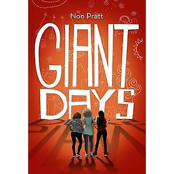 Giant Days by Giant Days - 9781419731266 Book