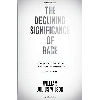 Il significato in declino della razza: neri e cambiando le istituzioni americane, terza edizione