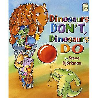Ne des dinosaures, dinosaures Do