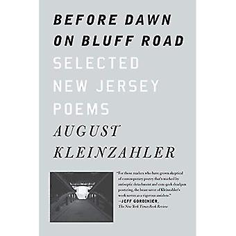Before Dawn on Bluff Road / Hollyhocks in the Fog: Selected New Jersey Poems / Selected San Francisco Poems