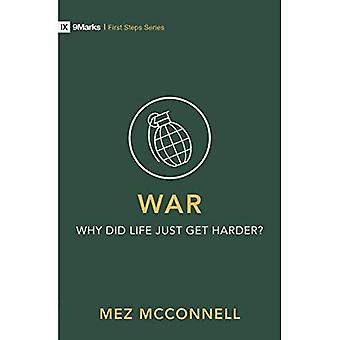 Krig - varför livet bara få svårare? (9 märken)