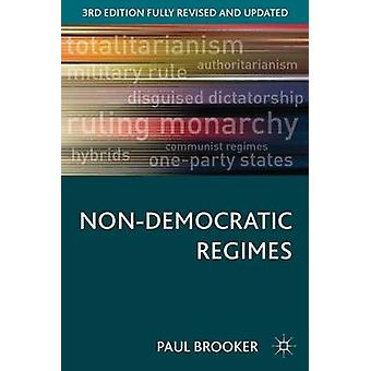 NonDemocratic Regimes by Brooker & Paul