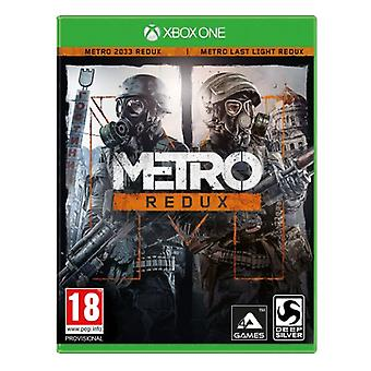 Metro Redux (Xbox One) - Uusi
