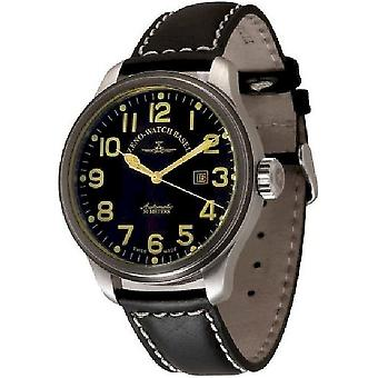 Zeno-Watch Herrenuhr OS Pilot Flash Automatic 8554-19-FL