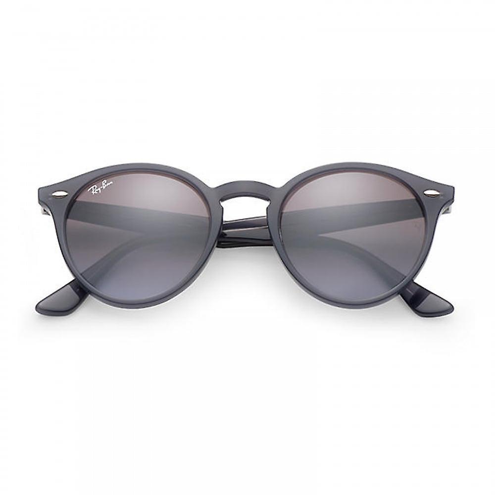 Ray Ban Sunglasses Rb2180 623094 49 Round Opal Grey Sunglasses