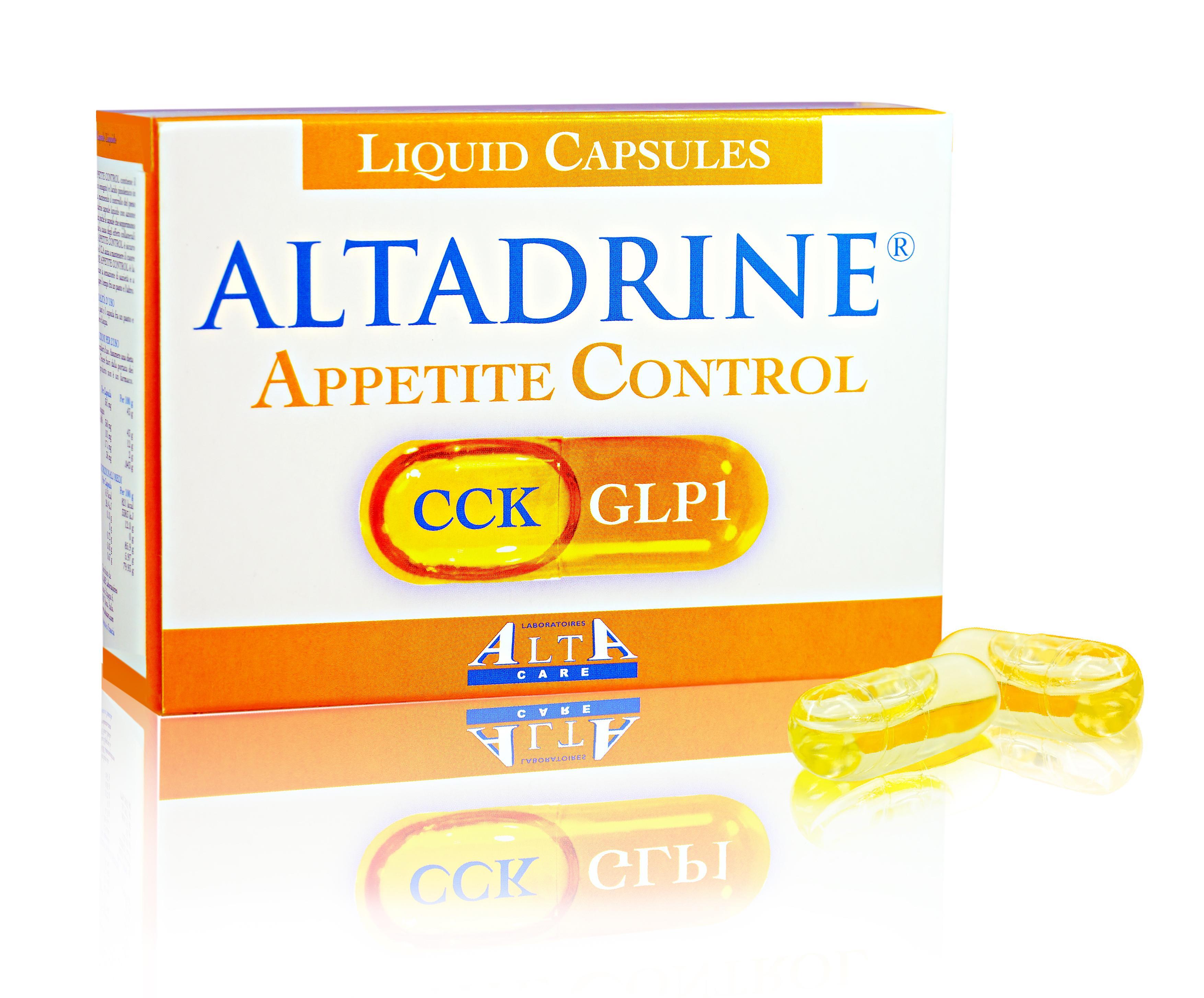 Altadrine Appetite Control