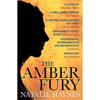 The Amber Fury (Main) by Natalie Haynes - 9781782392781 Book