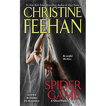 Spider Game by Christine Feehan - 9780515156102 Book