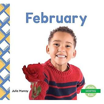 February by Julie Murray - 9781532100161 Book