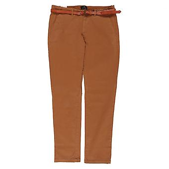 Scotch & Soda Slim Fit Chino Trousers,Tabacco 32