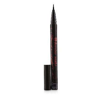 Kiss Me Heroine Make Smooth Liquid Eyeliner Waterproof - # 03 Brown Black - 0.4ml/0.01oz