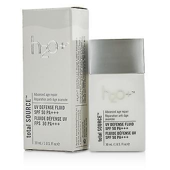 H2O+ Total Source UV Defense Fluid SPF 50 30ml/1oz