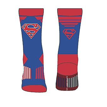 Crew Socks - Superman - Youth Active New Licensed kx54w7spm