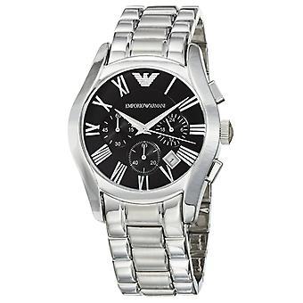 Armani Ar0673-miesten Stainless Steel Chronograph suunnittelija Watch