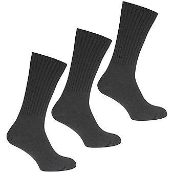 Claremont Mens Hvy Knit Socks