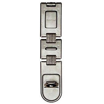 Masterlock Aldaba 20cm Steel Endurecido- 2Bisagra (DIY , Hardware)