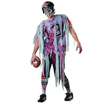 Amscan Zombie Adult Rugby Costume (Babies and Children , Costumes)