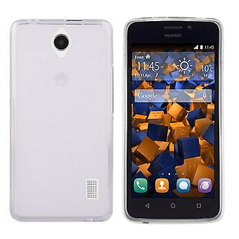CoolSkin3T voor Huawei Y635 Transparant Wit