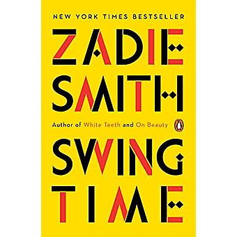 Swing Time by Zadie Smith - 9780143111641 Book