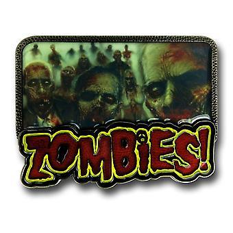 Boucle de ceinture de zombies