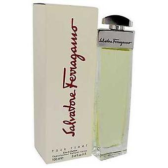 Salvatore Ferragamo By Salvatore Ferragamo Eau De Parfum Spray 3.4 Oz (women) V728-401280