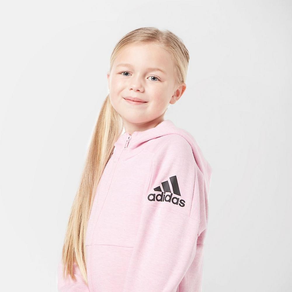 adidas hettegenser rosa