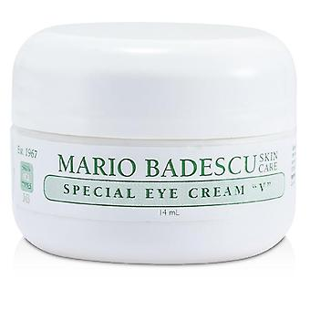 Mario Badescu speciale oog crème V - voor alle huidtypes - 14ml/0,5 oz