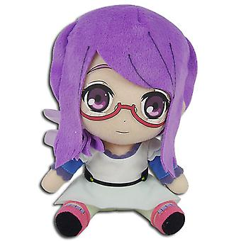 Plush - Tokyo Ghoul - Rize 7'' Toys Soft Doll Licensed ge52810