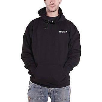 The 1975 Hoodie A Brief Inquiry Welcome Welcome Official Mens Black Pullover
