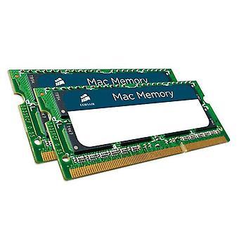 Corsair 16GB DDR3L SODIMM 1600MHz hukommelse til MAC