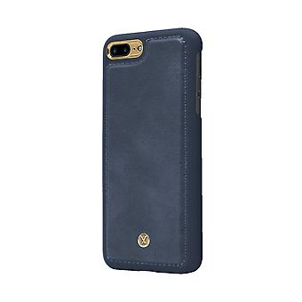 Marvêlle iPhone 7/8 Plus Magnetic Case Blue Basic