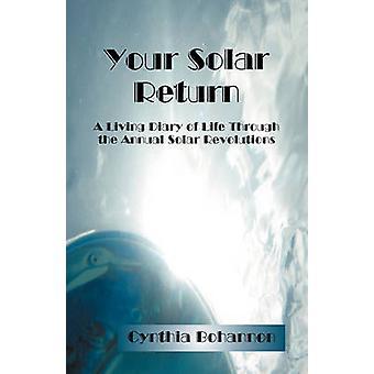 Your Solar Return by Bohannon & Cynthia