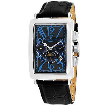 Christian Van Sant Men's Prodigy Black Dial Uhr - CV9135
