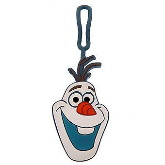 Jäädytetty OLAFin matka tavara tunniste
