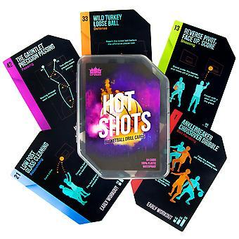 Hot shots basketball bore kort