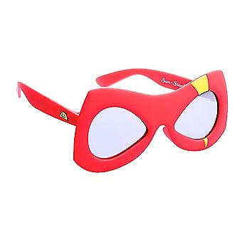 Juhla puvut-Sun-staches-Lil ' hahmot ryantoysreview Super Hero Mask SG3525